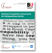 National Capability Framework for Safeguarding Adults